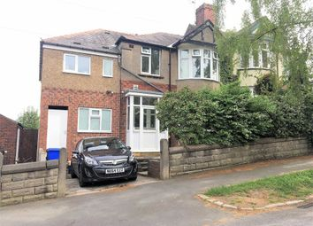 Thumbnail 4 bed semi-detached house to rent in Greystones Avenue, Sheffielld