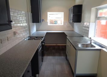 Thumbnail 2 bed end terrace house to rent in Berrisford Street, Coalville, Leicestershire