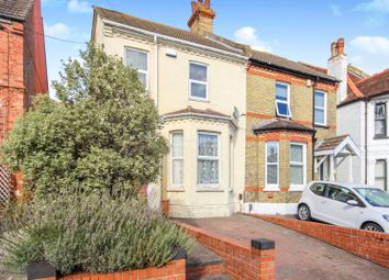 Thumbnail 2 bed semi-detached house for sale in Shaftesbury Avenue, Folkestone