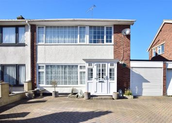 Caernarvon Close, Hornchurch, Essex RM11. 3 bed semi-detached house for sale