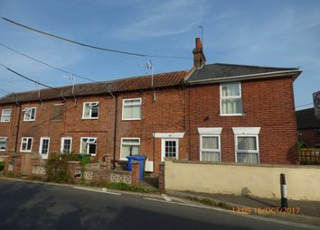 Thumbnail 2 bedroom terraced house to rent in Ravensmere, Beccles