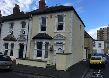 Thumbnail 2 bed end terrace house to rent in Crowther Street, Bristol