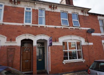 2 bed terraced house for sale in Montague Street, Rushden NN10