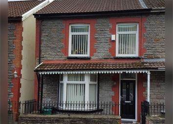 Thumbnail 3 bed terraced house for sale in Tyntyla Avenue, Llwynypia, Tonypandy, Rhondda Cynon Taff.