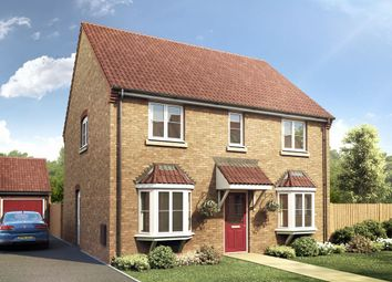 Thumbnail 4 bed detached house for sale in Livingstone Road (Off Lyveden Way), Oakley Vale, Corby, Northamptonshire
