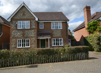 Thumbnail 4 bed detached house to rent in Curlys Way, Swallowfield, Reading