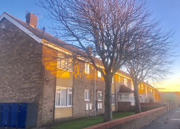 Thumbnail 1 bed flat to rent in Lewis Grove, Hartlepool