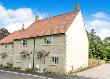 Thumbnail 2 bed semi-detached house for sale in Bridge Street, Bourton, Gillingham