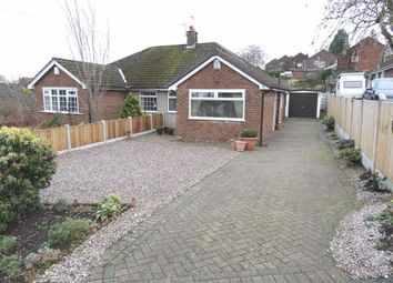 Thumbnail 2 bed semi-detached bungalow for sale in Brabyns Road, Gee Cross, Hyde