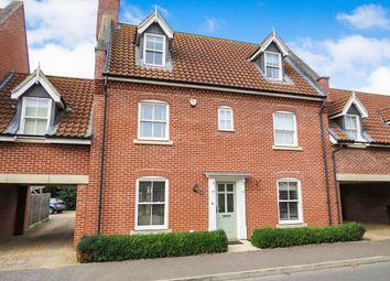 Thumbnail Link-detached house for sale in St Michaels Avenue, Aylsham, Norwich