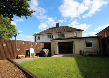 Thumbnail 3 bedroom semi-detached house for sale in Doncaster Road, Southmead, Bristol