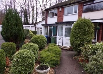 Thumbnail 2 bed terraced house for sale in Paddenbrook, Romiley, Stockport, Cheshire