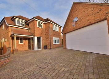 Thumbnail 4 bed detached house for sale in St. Marys Avenue, Billericay