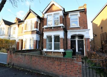 Thumbnail 3 bedroom flat to rent in Greenleaf Road, Walthamstow, London