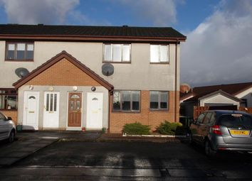 Thumbnail 2 bed flat to rent in Rugby Crescent, Kilmarnock