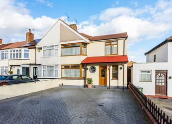 Thumbnail 3 bed end terrace house for sale in Harcourt Avenue, Sidcup