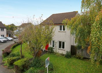 Thumbnail 3 bedroom detached house for sale in Harveys Close, Chudleigh Knighton, Chudleigh, Newton Abbot