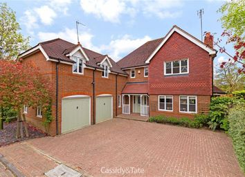 Thumbnail 5 bed property for sale in Waddling Lane, Wheathampstead, Hertfordshire