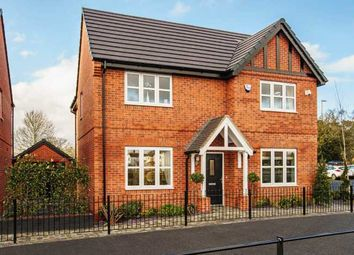 """Thumbnail 4 bed detached house for sale in """"The Houghton"""" At Deardon Way, Shinfield, Reading RG2, Shinfield,"""