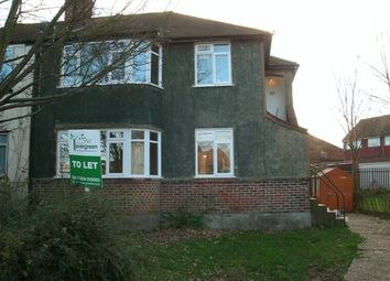 Thumbnail 2 bed flat to rent in Cedar Road, Strood
