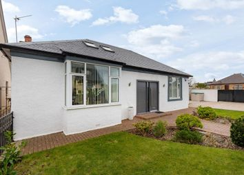 Thumbnail 3 bed detached bungalow for sale in 4 Eltringham Grove, Edinburgh