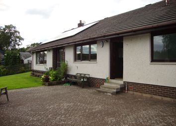 Thumbnail 3 bed bungalow for sale in Bridge Of Cally, Blairgowrie