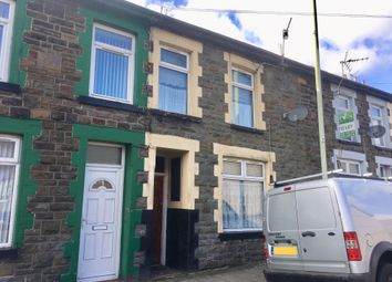 3 bed terraced house for sale in North Road, Ferndale CF43