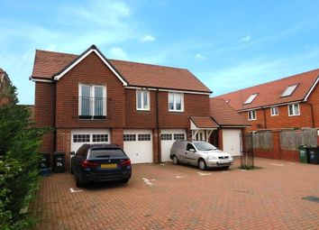 Thumbnail 1 bedroom property for sale in Hedley Way, Hailsham