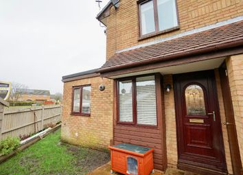 Thumbnail 1 bed end terrace house for sale in Gatcombe, Southampton, Hampshire