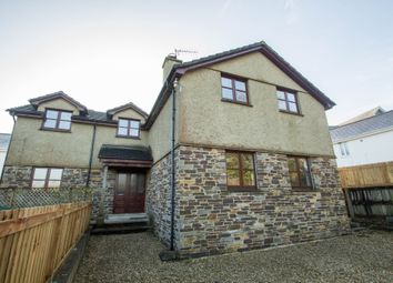 Thumbnail 4 bed detached house for sale in Greenhill, Lamerton, Tavistock