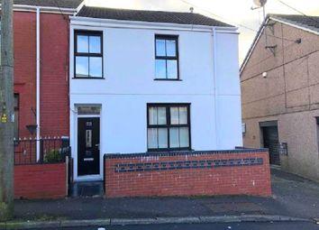 4 bed end terrace house for sale in Duke Street, Maesteg, Bridgend. CF34