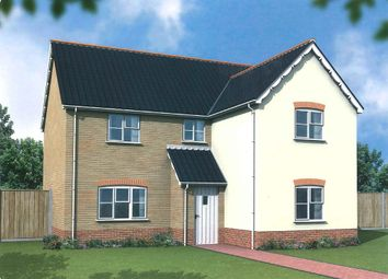 Thumbnail 4 bed detached house for sale in Heritage Green, Kessingland, Lowestoft