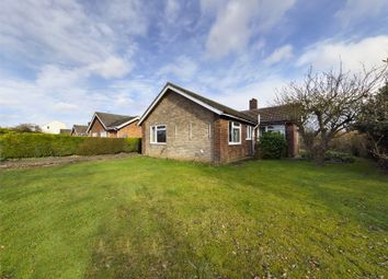Thumbnail 3 bed bungalow for sale in Grantham Road, Waddington, Lincoln