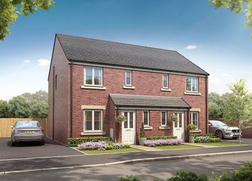 """Thumbnail 3 bed end terrace house for sale in """"The Barton  """" at Wynyard Woods, Wynyard, Billingham"""