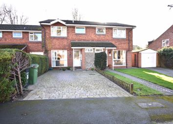 3 bed terraced house for sale in Griffin Way, Bookham, Leatherhead KT23