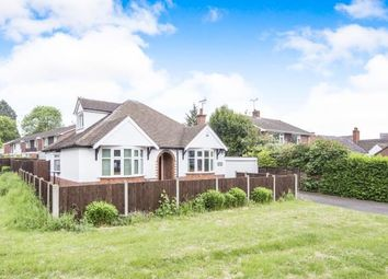 Thumbnail 3 bed bungalow for sale in Thornton Drive, Narborough, Leicester, Leicestershire