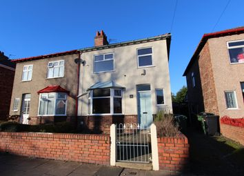 Thumbnail 3 bed semi-detached house to rent in St. Edwards Mews, Old Bidston Road, Birkenhead