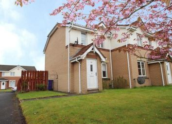 Thumbnail 2 bed end terrace house for sale in Springhill Farm Road, Baillieston, Glasgow, Lanarkshire