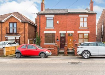 4 bed semi-detached house for sale in Warrington Road, Glazebury, Warrington, Cheshire WA3