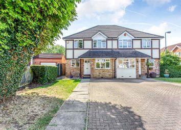 Thumbnail 3 bed semi-detached house for sale in Kenton Lane, Harrow