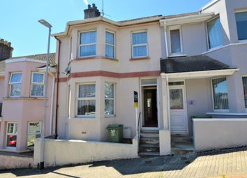 Thumbnail 5 bed terraced house for sale in Barton Avenue, Plymouth, Devon