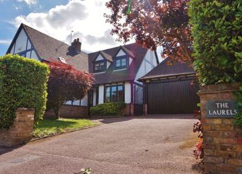 Thumbnail 4 bed detached house to rent in Powell Road, Buckhurst Hill