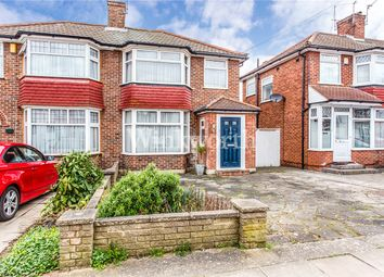 Thumbnail 3 bed semi-detached house for sale in Angus Gardens, London