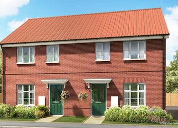 Thumbnail 3 bedroom semi-detached house for sale in Carr Hill Land At The Rear At Carr Hill Court, Doncaster