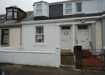 Thumbnail 4 bed terraced house for sale in Eglinton Street, Saltcoats