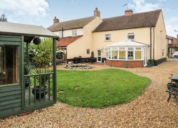 Thumbnail 3 bed semi-detached house for sale in Oak Street, Feltwell, Thetford