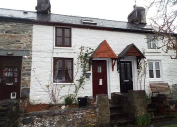 Thumbnail 1 bed terraced house for sale in Cwm Road, Penmachno, Betws-Y-Coed, Conwy