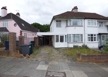 Thumbnail 3 bed semi-detached house for sale in Mansfield Avenue, East Barnet, Barnet