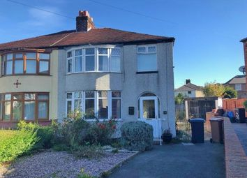 Thumbnail 3 bed semi-detached house for sale in Upper Riverbank, Bagillt, Holywell, Flintshire