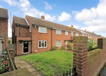 Thumbnail 2 bedroom end terrace house for sale in King George Road, Walderslade, Kent